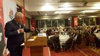 AHMET ŞAFAK - 'İlk Kurşun Kültür Sanat Ve Turunçgil Festivali' Hazırlıkları