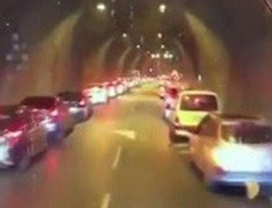 İzmir'de itfaiyeye 'fermuar sistemi' yol verdiler