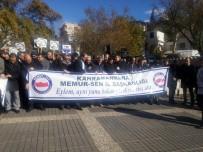 ABDÜLAZIZ AYDıN - Kahramanmaraş'ta Kudüs Kararı Protestosu
