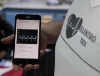 BLUETOOTH - Kalp ritmini ölçen 'akıllı tişört' geliştirildi
