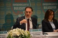 ŞEREF MALKOÇ - Kamu Başdenetçisi Şeref Malkoç'tan Kudüs Tepkisi