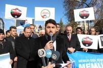 Karamanlı STK'lardan 'Kudüs' Protestosu