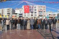 MEHTAP - Kilis'te ADD Ve CHP Alternatif Çelenk Sundu