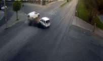 MOBESE - Kırmızı Işık İhlali Kazaları Beraberinde Getirdi