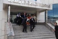 DOĞAN EROL - Kocaeli Büyükşehir Belediyesi'ndeki Tatbikat Gerçeğini Aratmadı