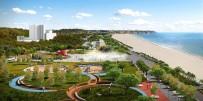 KONYAALTI SAHİLİ - Konyaaltı Sahil Projesi İlerliyor