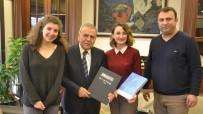 MUHABIR - Küçükmenderes Gazetesi'nden Kocaoğlu'na Ziyaret