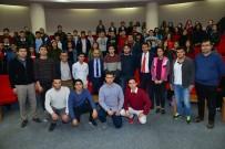HÜSAMETTIN ÇETINKAYA - Kumluca Gençlik Meclis Başkanlığı Seçimleri Yapıldı