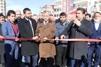 Malatya'da Bin 200 Kişi Kapasiteli Yapılacak Caminin Temeli Atıldı