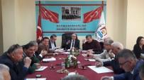 BÜTÇE KOMİSYONU - Marmaraereğlisi Belediye Meclisi Oturumunda Gelir Tarifesi Görüşüldü