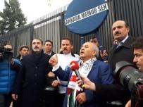 HRISTIYANLıK - Memur-Sen'den ABD'nin Kudüs Kararına Protesto
