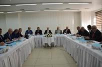 YÜKSEL KARADAĞ - Meriç-Ergene Havzası Yönetim Heyeti Toplantısı