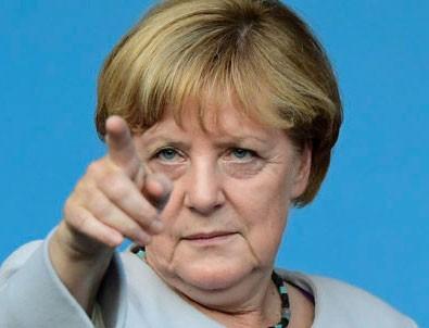 Merkel  Trump'ın kararını tanımadı