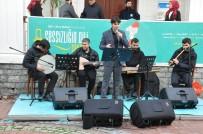 EROL AKYAVAŞ - Mevlevilik Kültürü 'Sessizliğin Dili' Sergisi'nde