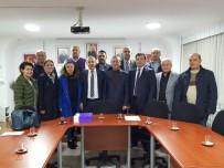 SAĞLIK KARNESİ - MHP Bursa İl Başkanı Topçu, 'Sağlık Çalışanları Başımızın Tacı'