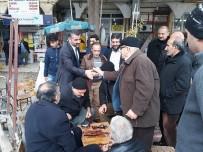 MHP İl Başkanı Avşar Esnafların Sorunlarını Dinledi