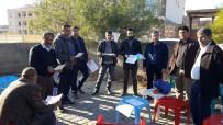 Midyat Ziraat Odası'ndan Çiftçilere Eğitim