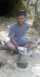 AHMET ŞEFİK - Muz Serasından Düşen İşçi Yaralandı