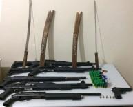 ŞAFAK VAKTI - Operasyonda Çift Başlı Kılıç Ele Geçirildi