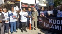 HAMIDIYE - Osmaniye'de Kudüs Kararı Protestosu