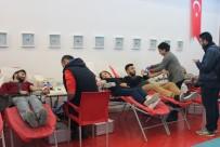 ALıŞKANLıK - Prof. Dr. Çağrı Erhan 'Kan Bağışı Bilinci Var Ama Kan Verme Alışkanlığımız Yok'
