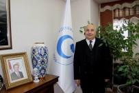 PEYGAMBERLER ŞEHRİ - Rektör Gönüllü'den ABD'nin Kudüs Kararına Kınama