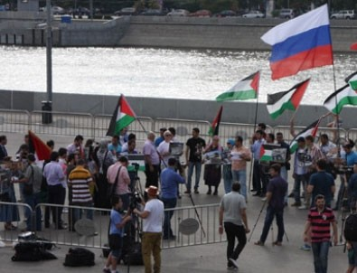 Rusya'dan Kudüs açıklaması: Yanınızdayız