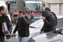 İLKAY - Samsun'da Kaçak Sigara Operasyonunda 4 Kişi Adliyeye Sevk Edildi