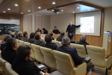 SASKİ'den iş sağlığı ve güvenliği eğitim semineri