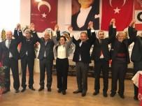 MAZLUM NURLU - Soma CHP'de Elbinsoy Güven Tazeledi