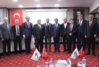 MEHMET MEHDİ EKER - Türk Dünyası Vakfı Medeniyetler Beşiği Mezopotamya Sempozyumu