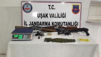 Uşak'ta Jandarma Uyuşturucu Tacirlerine Göz Açtırmıyor