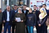 BELEDIYE İŞ - Varto'dan ABD'ye Tepki