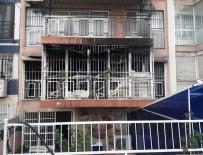 OKÇULAR - Yaşlı Kadın Yangında Hayatını Kaybetti