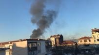 Yenice'de Tarım Arazisindeki Yangın Söndürüldü
