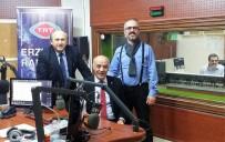 AŞKALE ÇIMENTO - Yücelik, TRT Erzurum Radyosu'na Konuk Oldu