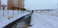 YAĞAN - Yurttan Kar Kış Manzaraları