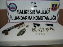 ALTıNOLUK - Zehir Tacirlerine Jandarma 'Dur' Dedi