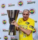 BARCELONA - Zeljko Obradovic Açıklaması 'Kendi Evinde İyi Oynayan Bir Ekiple Karşılaşacağız'