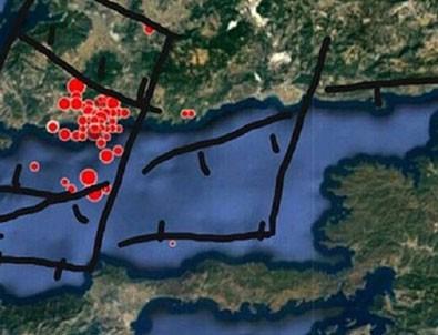 21 Temmuz'daki Bodrum depreminde bölge 26 santimetre kaydı