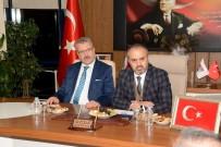 ALT YAPI ÇALIŞMASI - 3 İlçeye 250 Milyonluk Yatırım
