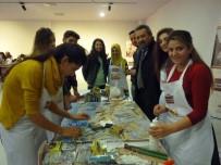 ADıYAMAN ÜNIVERSITESI - Adıyaman Üniversitesi Mozaik Çalıştayı Ve Yarışmasına Katıldı