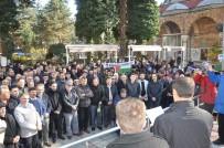 AK Parti Bozüyük İlçe Başkanı Mesut Çetin 'Kudüs Kırmızı Çizgimizdir'