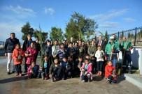 TESBIH - Aliağa'da Okul Bahçeleri Yeşilleniyor