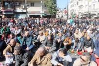 İSRAIL BAYRAĞı - Amman'da Trump'ın Kudüs Kararı Protesto Edildi