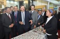 KOOPERATİFLER FUARI - Ankara Kooperatifleri, Ankara Kalkınma Ajansı Standında Buluştu