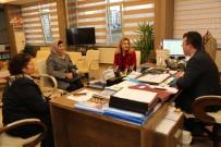 ŞEHİT ANNESİ - Atakum'da Şehide Vefa