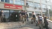 Aydın'da Kiralık Araçla Zeytin Çalan 3 Kişi Milas'ta Yakalandı