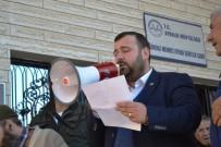 SELAHADDIN EYYUBI - Ayvalık'ta AK Parti'den Sert 'Kudüs' Açıklaması