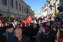 Bartınlılar, Kudüs'ün Özgürlüğü İçin Meydanlara Çıktı